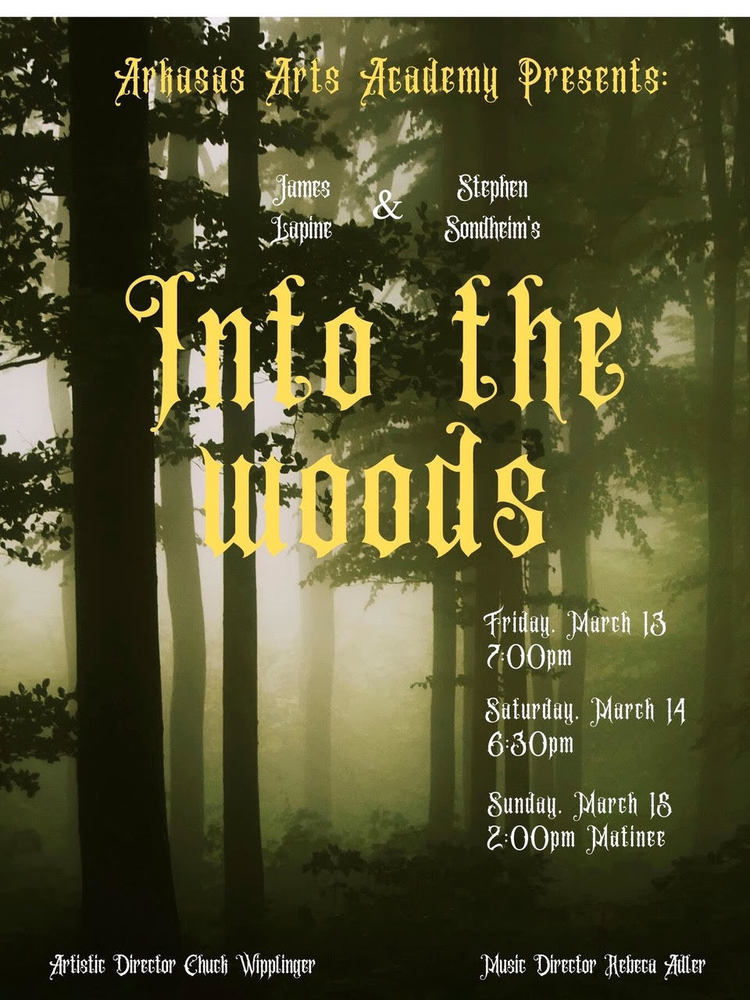 "AAA HS Theater presents ""Into the Woods"""