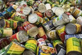 Food Drive Ends Tomorrow