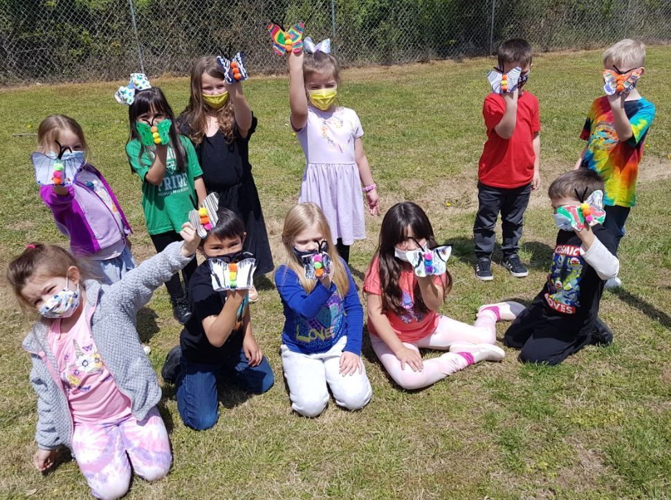 Kindergarten Earth Day Continues!