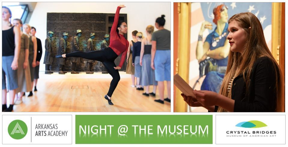 Night @ the Museum is Two Weeks Away!