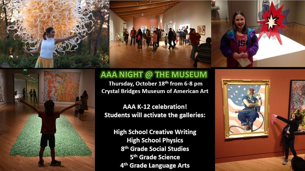 AAA Night @ the Museum