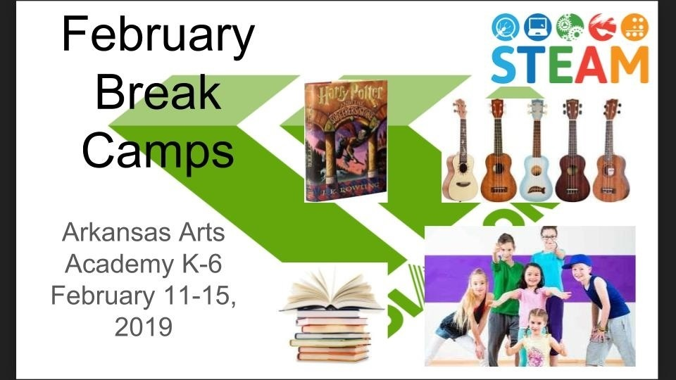February Break Kids' College Options