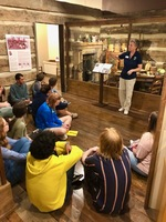 AAA Seniors vist the Shiloh Museum