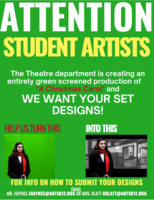 ATTENTION STUDENT ARTISTS!