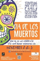 Dia De Los Muertos at Peel Mansion - November 2nd