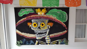 Arkansas Arts Academy featured at El Dia de los Muertos Festival in Bentonville
