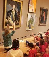 My School, My Museum: 4th Grade Students Get to Know George Washington