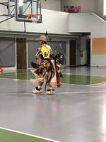 Visit from Cherokee Dancer