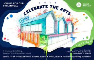 Celebrate the Arts Tickets On Sale Now!!