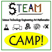 STEAM CAMP!!!
