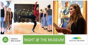 Night @ the Museum is this Thursday!