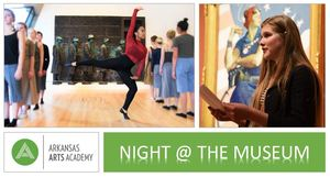 SAVE THE DATE! AAA NIGHT @ THE MUSEUM | March 28, 2019