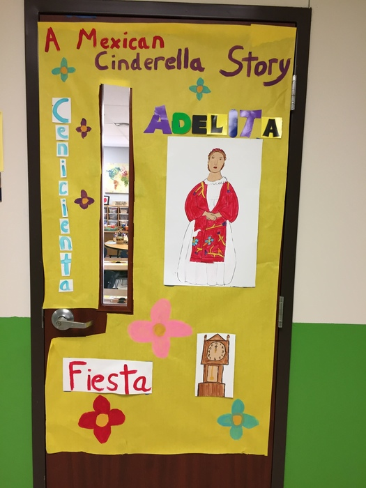 "The elementary is celebrating ""DIA!"" this week."